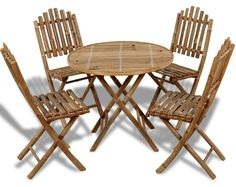 Garden Dinner Set Table 4 Chairs 5 Pcs Bamboo Patio Folding Waterproof Al Fresco  http://www.ebay.co.uk/itm/Garden-Dinner-Set-Table-4-Chairs-5-Pcs-Bamboo-Patio-Folding-Waterproof-Al-Fresco-/252292855278?hash=item3abdd375ee:g:nH4AAOSwx-9WxypQ  Enjoy this Amazing Offer. Check By_touch2 and buy this offerNow!