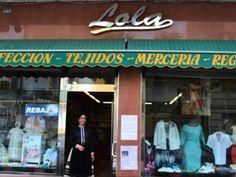 LOLA CONFECCION TEJIDOS MERCERIA REGIONALES  LEAL VILLA DE EL ESCORIAL  ...