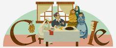 Google Doodle Today: Julija Beniuševičiūtė-Žymantienė's 169th Birthday #GoogleDoodle #GoogleLogo #Google