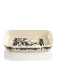 Johnson Brothers Friendly Village Rectangular Baker > Instant Savings available here : Bakeware