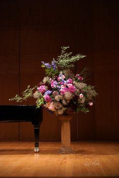 stage flower