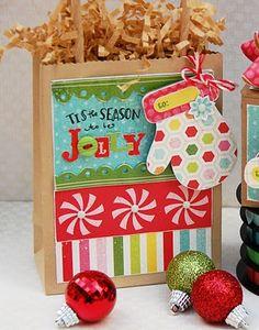 DIY:: Gift Bag !  So Cute !