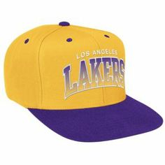 Mitchell & Ness NBA Gradient Logo Snapback - Men's at Champs Sports
