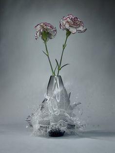 "Martin Klimas, ""Diantus II (Flower)"", 1971"