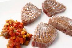 Los 51 mejores platos de España - Atún rojo salvaje de Almadraba en el Campero (Barbate) | Galería de fotos 21 de 52 | Traveler