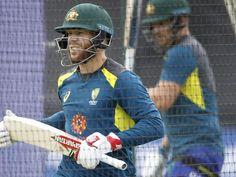 David Warner Suffers Injury Scare Ahead Of First Test - Ashes 2019 David Warner, Cricket News, Ash, Gray