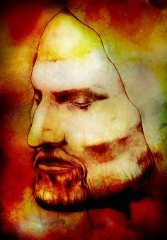 Jesus by Vlados7.deviantart.com on @DeviantArt