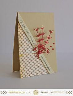 simply graphic: un bouquet d'herbes de PIMPRENELLE