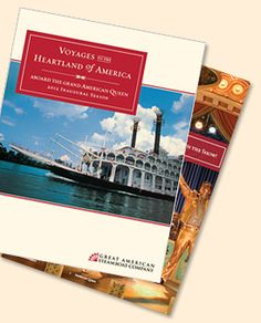 Free Mississippi River Cruises Brochure | Great American Steamboat Company