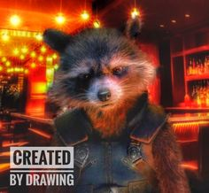 Rocket Raccoon, Marvel Dc Comics, Marcel, Avengers, Superhero, Pets, Animals, Guardians Of The Galaxy, Galaxies