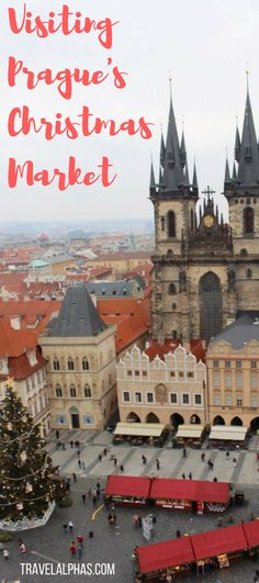 Are you visiting Prague during the holiday season? Great! Then make sure not to miss Prague's Christmas Market in the Old Town Square. Click to learn more about what you'll find at the market!
