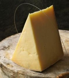 Mrs Montgomery's unpasteurised #Cheddar is one of Britain's finest landmark #cheeses