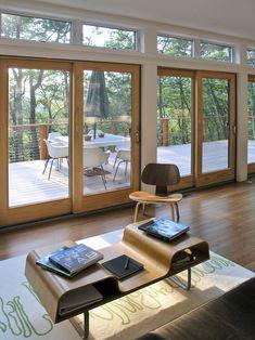 New Ideas Sliding Glass Door Design Modern Barn Sliding Wall, Sliding Patio Doors, Entry Doors, Sliding Glass Doors, Front Entry, Front Doors, Living Room Modern, Living Room Designs, Living Rooms