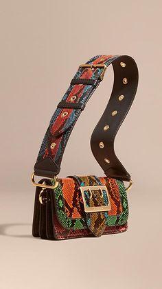 Burberry - Patchwork bag