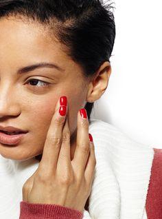 How To Calm A Skin Freakout via Refinery29