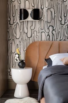 """Textural Boom is an interior project of an apartment based in residential complex """"Jack House"""", Kyiv. Estilo Interior, Casamance, Interior And Exterior, Interior Design, Interior Inspiration, Contemporary Design, Sofa Furniture, Bedroom Decor, House Design"""