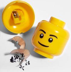 LEGO Headed Sharpner | Bagmyitems
