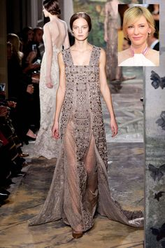 Oscars 2014 Gowns Predictions - What Jennifer Lawrence, Lupita Nyong'o Amy Adams Should Wear to the Oscars - Harper's BAZAAR