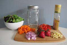 How to Make Mason Jar Salads That Last