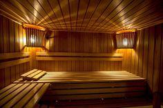 Finnische Sauna im Hotel Lercher