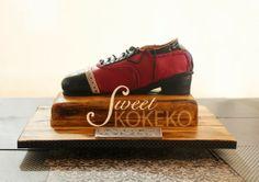 Dancing Shoe Cake!!!