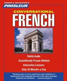 French, Conversational: Learn to Speak and Understand French with Pimsleur Language Programs (Pimsleur Instant Conversation): Pimsleur: 9780743550420: Amazon.com: Books