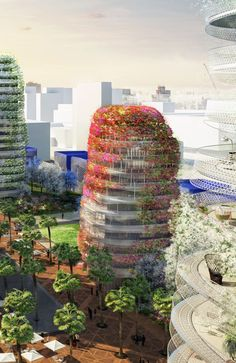 """Gallery of Edouard François Designs Mixed-Use """"Gardens of Anfa"""" for Casablanca - 3"""