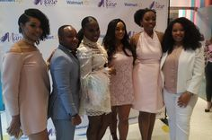 The awesome team that make up @themanechoice #themanechoiceinwalmart #type4naturals #type4naturals