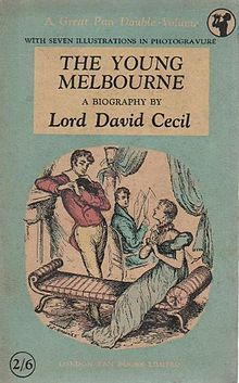 """Lord Edward Christian David Gascoyne-Cecil, CH-- (1902-1986), was a British biographer, historian and academic. He held the style of """"Lord"""" by courtesy, as a younger son of a marquess."""