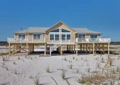 This Gulf-front, 4-bedroom, 3-bath Gulf Shores home is situated among the beautiful white sands of Gulf Shores, Alabama. Paradise is located approximately 6.1 miles west of Highway 59 on West Beach Bl...