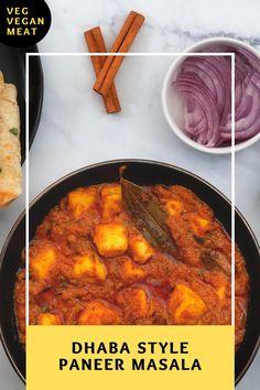 Tasty Vegetarian Recipes, Veg Recipes, Indian Food Recipes, Cooking Recipes, Paneer Dishes, Veg Dishes, Paneer Recipes, Food Garnishes, Gravy