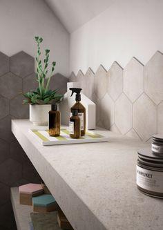 #Marazzi #Clays Cotton 21x18,2 cm MM5N   #Gres #pietra #21x18,2   su #casaebagno.it a 28 Euro/mq   #piastrelle #ceramica #pavimento #rivestimento #bagno #cucina #esterno