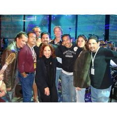 Gloria Estefan and the Miami Sound Machine