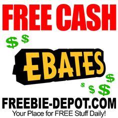 ►► FREE Cash Money - 10 tips to maximize your FREE Cash from Ebates ►► #CashBack, #Free, #FreeMoney, #FREEStuff, #Freebates, #Freebie, #Frugal, #Rewards ►►