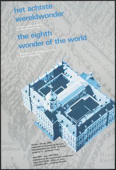 Jolijn van de Wouw – Het achtste wereldwonder – 1982 Bron:TD00491 #totaldesign