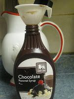 TIP GARDEN: Make Your Own Chocolate Syrup
