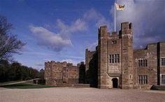 Castle Drogo,  near Drewsteignton in Devon.  Ten things to do in Dartmoor.