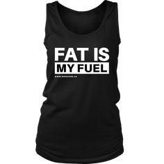 FAT IS MY FUEL (Femme) Dimensions, Athletic Tank Tops, Fat, Women, Fashion, Moda, Fashion Styles, Fashion Illustrations, Fashion Models