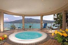 Hotel Schloss Seefels, Pörtschach, Austria Hotels, Austria, Wellness, Relax, Places, Outdoor Decor, Resorts, Bathrooms, Home Decor