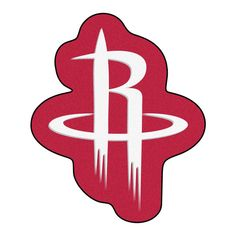 72fc419a4 FANMATS NBA - Houston Rockets Mascot Mat 34.1 in. x 36 in. Indoor Area