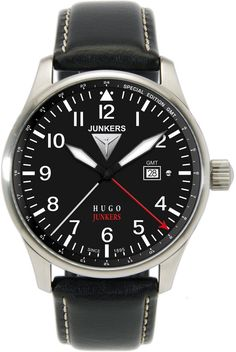 Junkers Watch Hugo Junkers #2015-2016-sale #bezel-fixed #black-friday-special #bracelet-strap-leather #brand-junkers #case-material-steel #case-width-40mm #classic #date-yes #delivery-timescale-1-2-weeks #dial-colour-black #gender-mens #gmt-yes #movement-quartz-battery #official-stockist-for-junkers-watches #packaging-junkers-watch-packaging #sale-item-yes #style-dress #subcat-hugo-junkers #supplier-model-no-6644-2 #vip-exclusive #warranty-junkers-official-2-year-guarantee…