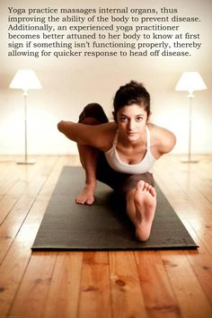 Yoga benefits - Organs