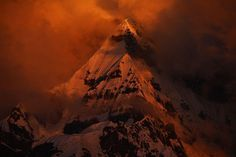 Fire on the Mountain Photo by Ryan Kost — National Geographic Your Shot