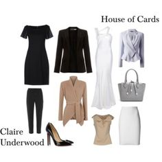 House of Cards: Claire Underwood