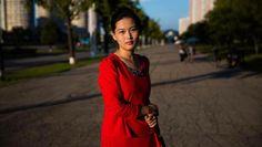 North Korea beauty - Pjöngjang. - Mihaela Noroc
