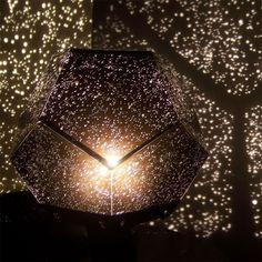 Projecteur d'étoiles à assembler   CadeauxFolies