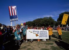 Million Native American March, June 27, 2003, Washington, D.C. Photo by Carol. M. Highsmith. Carol M. Highsmith Archive, Library of Congress Prints and Photographs Division.