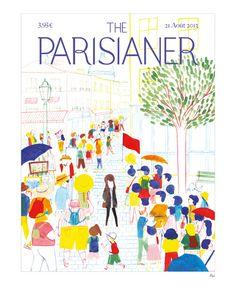 """Résultat de recherche d'images pour """"affiche the parisianer"""""""