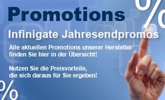 Infinigate Promotions