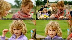 Karen from Outnumbered.. I want to be her when I grow up.